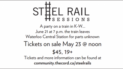 Steel Rail Sessions 2013