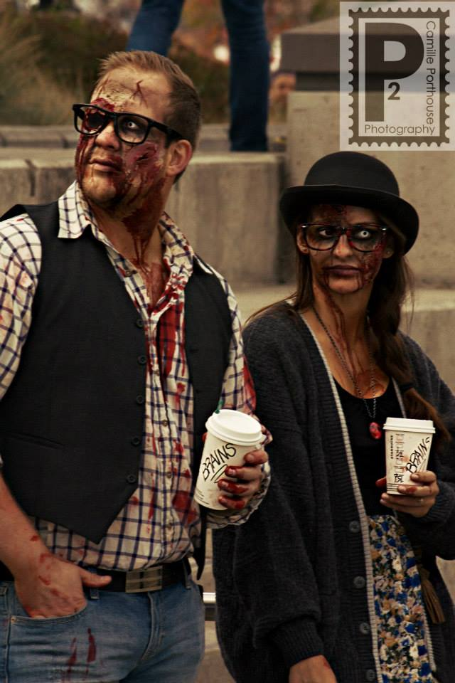 Waterloo Zombie Walk 2014